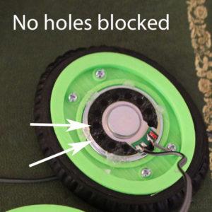 Driver-holes---not-blocked