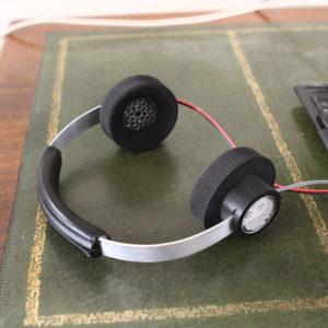 DIY open back headphones