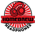 Homebrew Headphones Logo